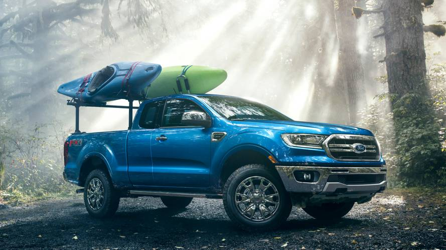 The market launch of the 2019 Ford Ranger is coming soon, but in the meantime, we can already have a glance at the list of options and accessories available for the new pickup