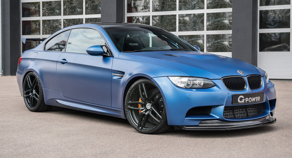 Despite the fact that the current version of the BMW M3 is released with a 3.0-liter petrol turbocharger I6, the tuners do not forget about the previous 4.0-liter V8 with a capacity of 420 horsepower