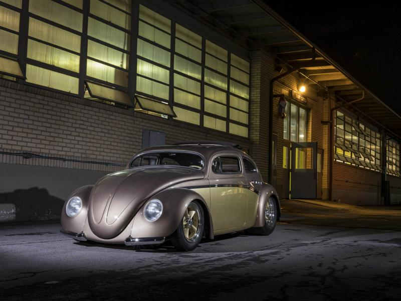 Hot rod builder Brown Metal Mods has released a 1967 Volkswagen Beetle restomod, complete with a new engine and other major modifications