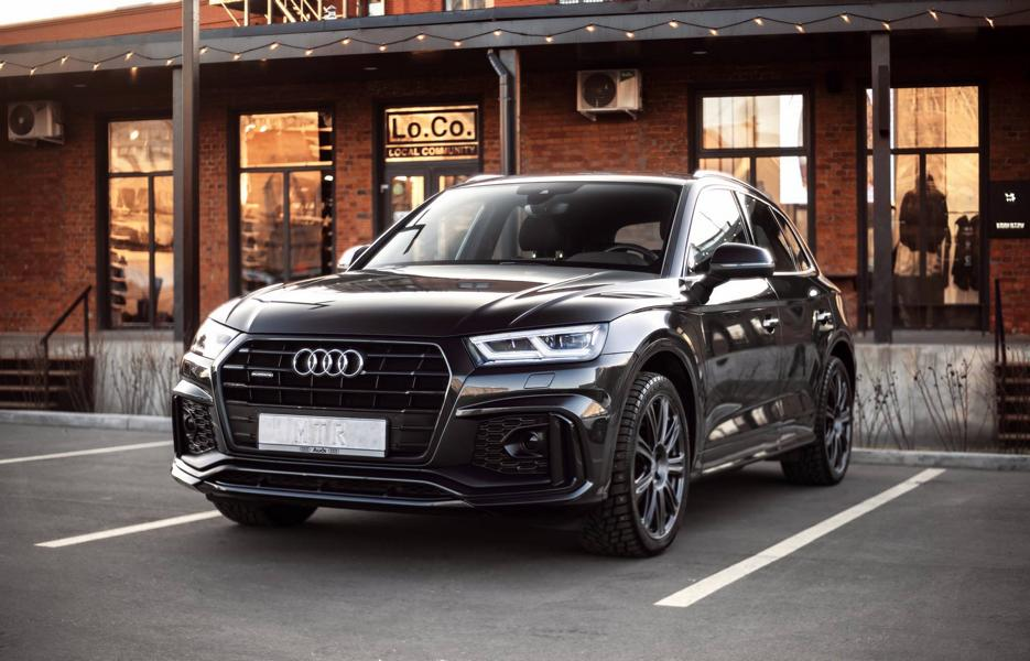 Bis vor kurzem musste man Audi Q5-Bodykits bei einem internationalen Tuner wie z.B. LUMMA Design oder auch ABT Sportsline bestellen. Ab heute gibt es jedoch eine interessante Alternative: MTR Design, ein russischer Nachrüst-Anbieter