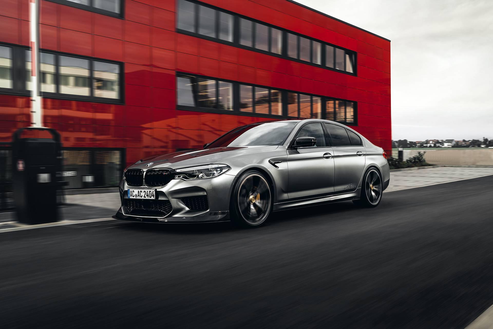 После серии анонсов тюнинг-мастерская AC Schnitzer (Германия), наконец, представила финишный вариант программы персонализации BMW M5