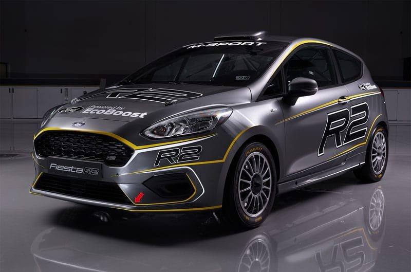 В семействе Ford Fiesta пополнение: вышло новое поколение R2 – хэтчбека, созданного для раллийных гонок