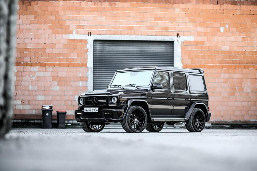 M&D Exclusive Cardesign has released three custom builds this week alone, the latest being this diesel-powered Mercedes G350d (W463)