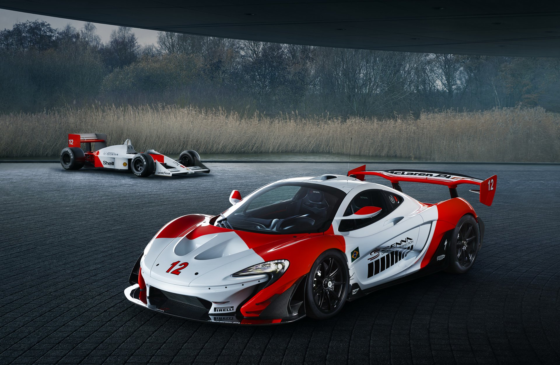 McLaren dreams up the Senna 'Beco' tribute hypercar