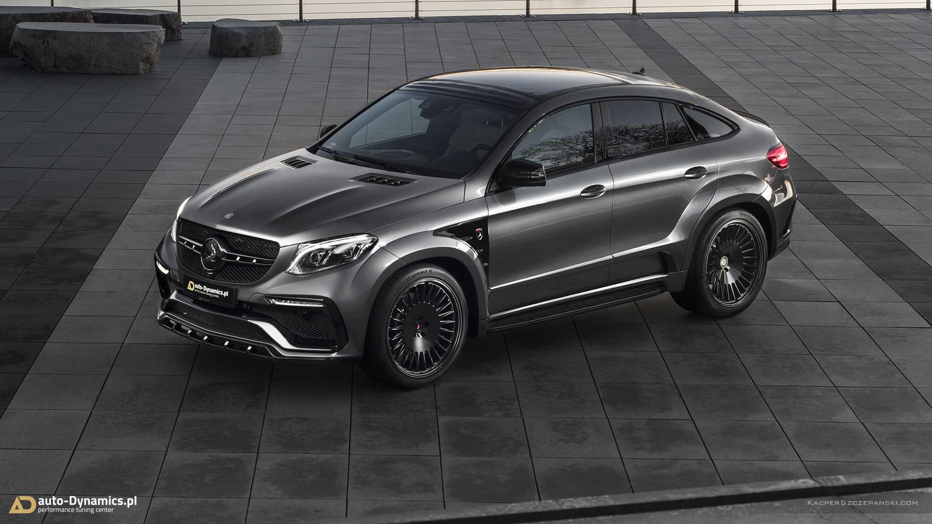Польская тюнинг-мастерская Auto-Dynamics.pl представила сверхбыструю модификацию Mercedes-AMG GLE 63 S – Project Inferno