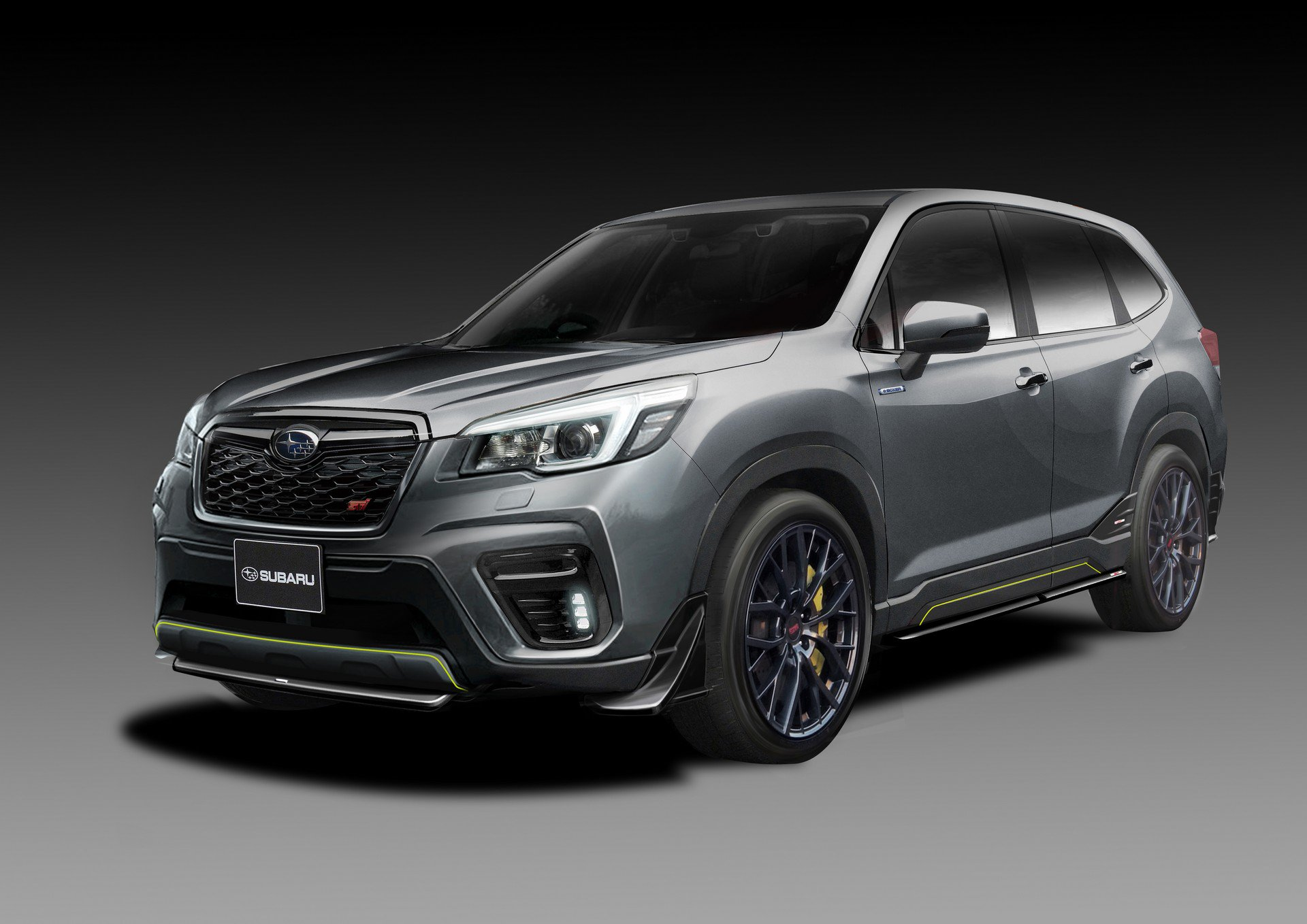 Subaru has announced the Impreza and Forester concepts
