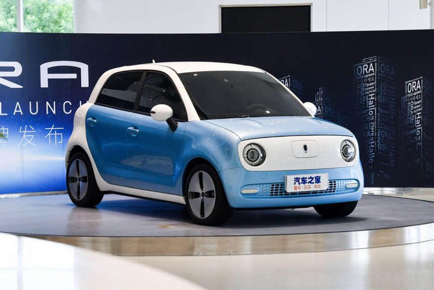 Earlier this year, Chinese car manufacturer Great Wall Motors founded the Ora sub-brand dedicated exclusively to all-electric vehicles