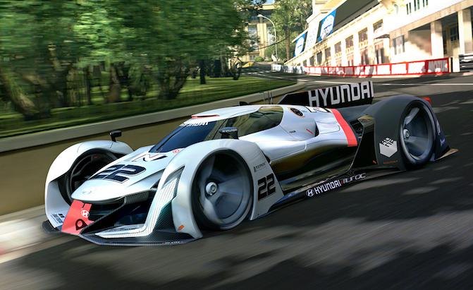 Спортивное подразделение Hyundai (N) разработало новый прототип, который представят на мотор-шоу в Детройте