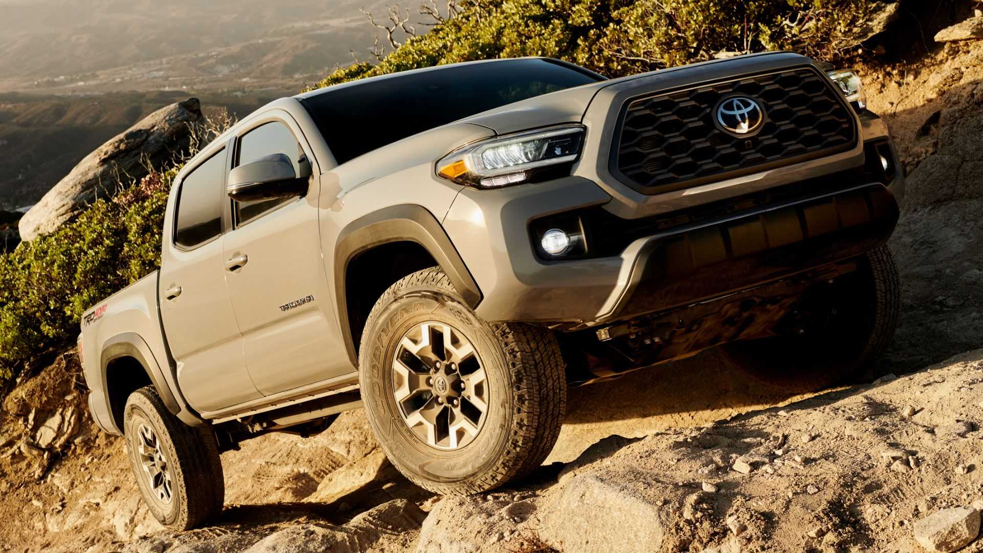 To maintain consumer interest, Toyota has done a quick facelift of the series