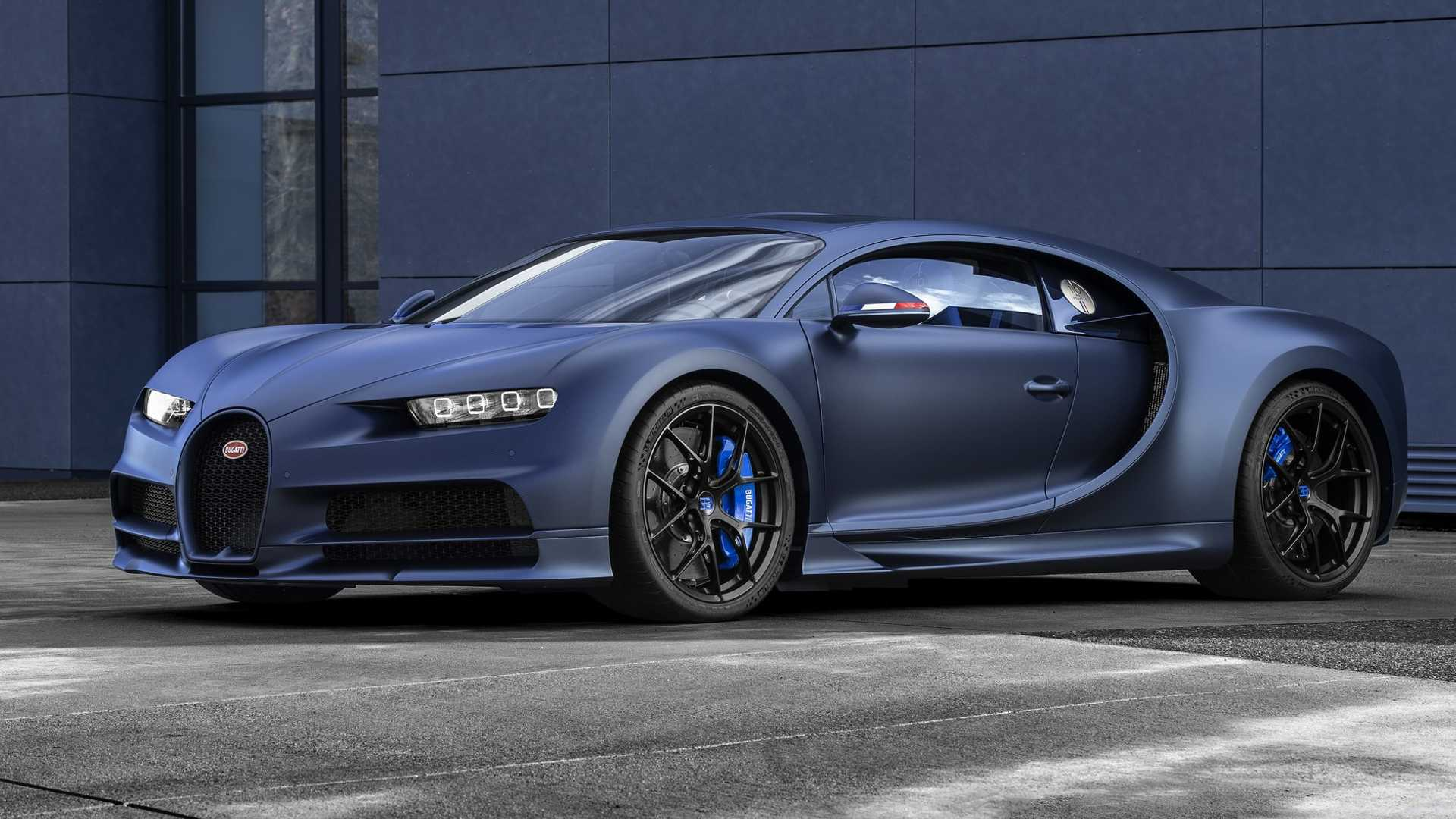 To celebrate its 110th birthday, Bugatti will soon be launching a limited series of Chiron Sport hypercars flying the colors of the French national flag