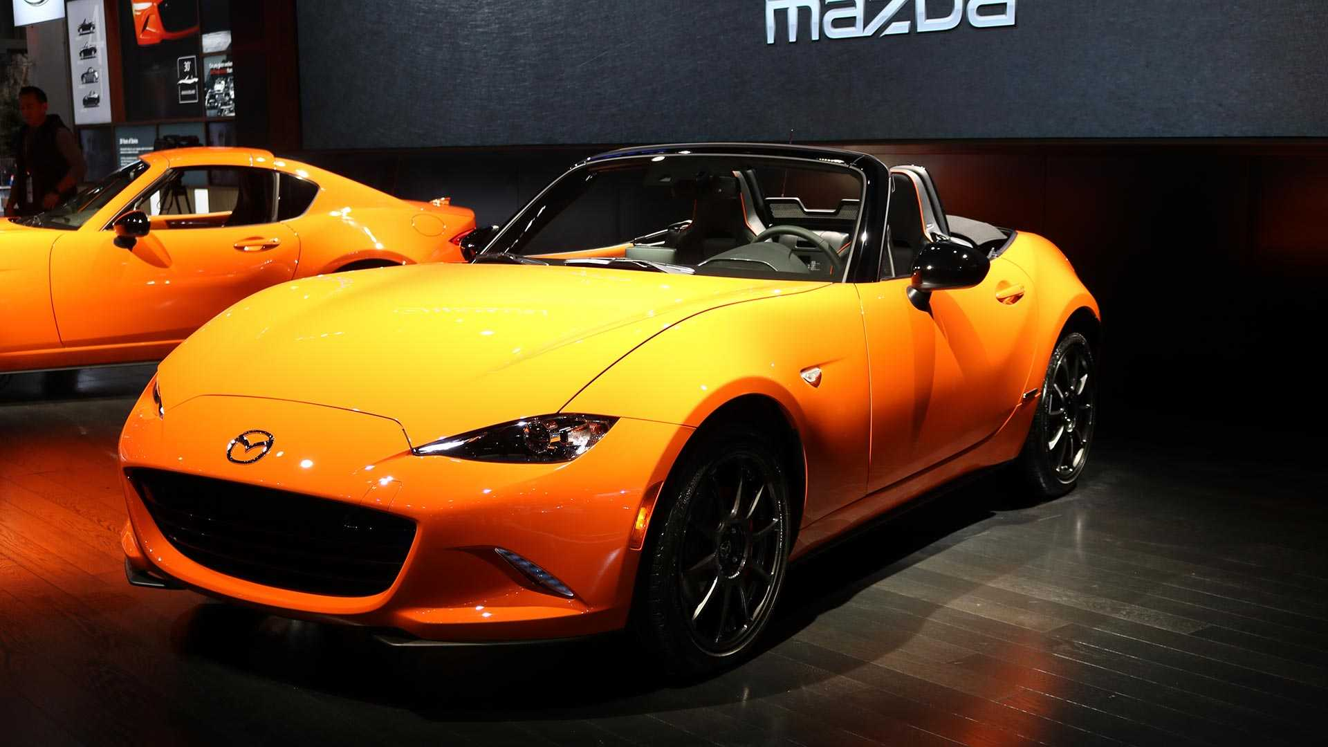 A special series celebrating 30 years of the Mazda MX-5 roadster has debuted at the Chicago Auto Show earlier today