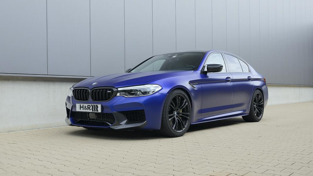 The BMW M5 Competition rightfully claims the title of the ultimate BMW 5 Series vehicle