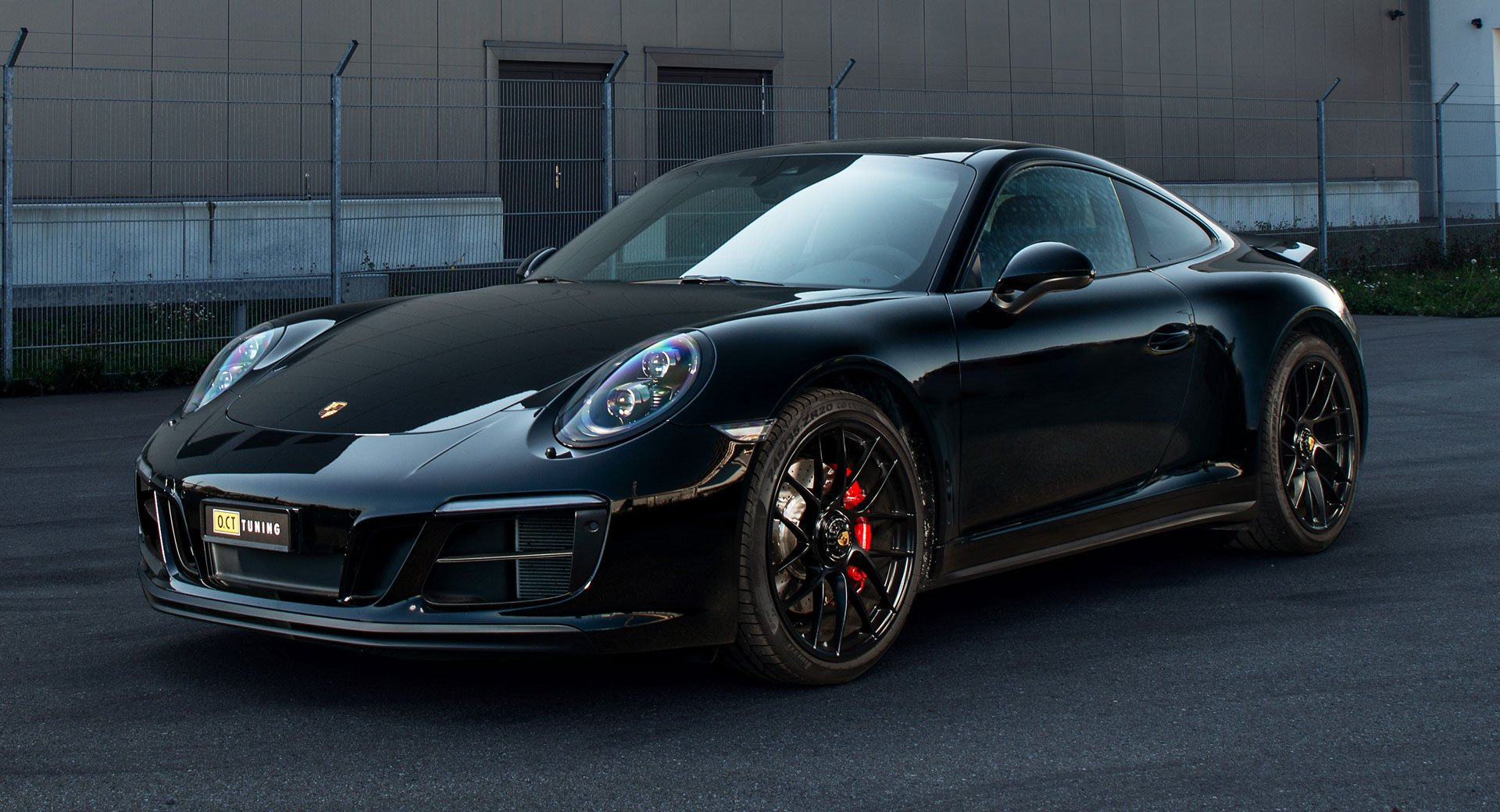 Мастерская O.CT Tuning приготовила для владельцев Porsche 911 Carrera, Carrera S и Carrera GTS предыдущего поколения (991.2) апгрейд производительности