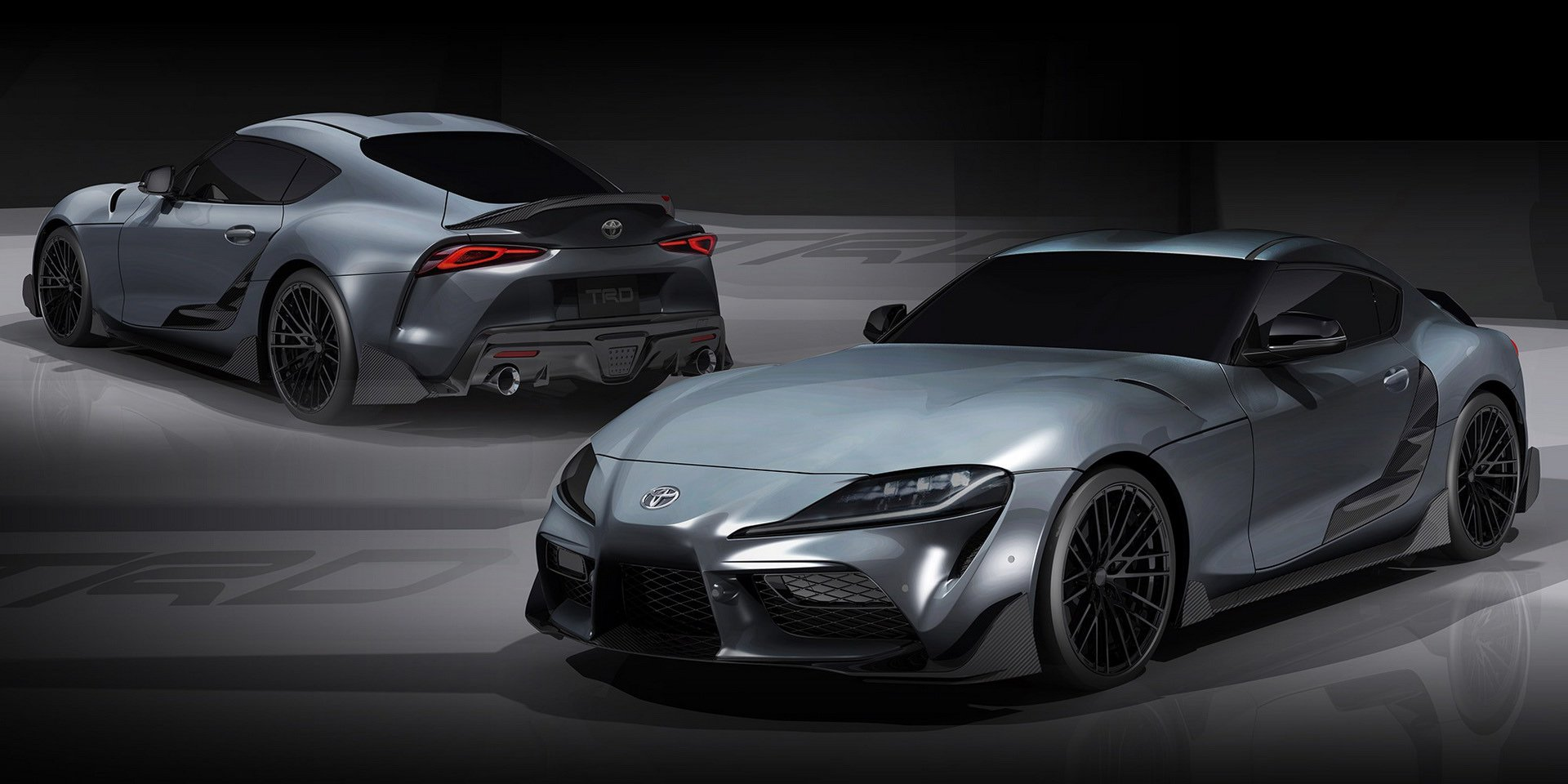 Toyota Racing Division, the performance-oriented in-house tuner of the Japanese car manufacturer, has participated in the recently concluded 2019 Chicago Auto Show with as many as four show cars