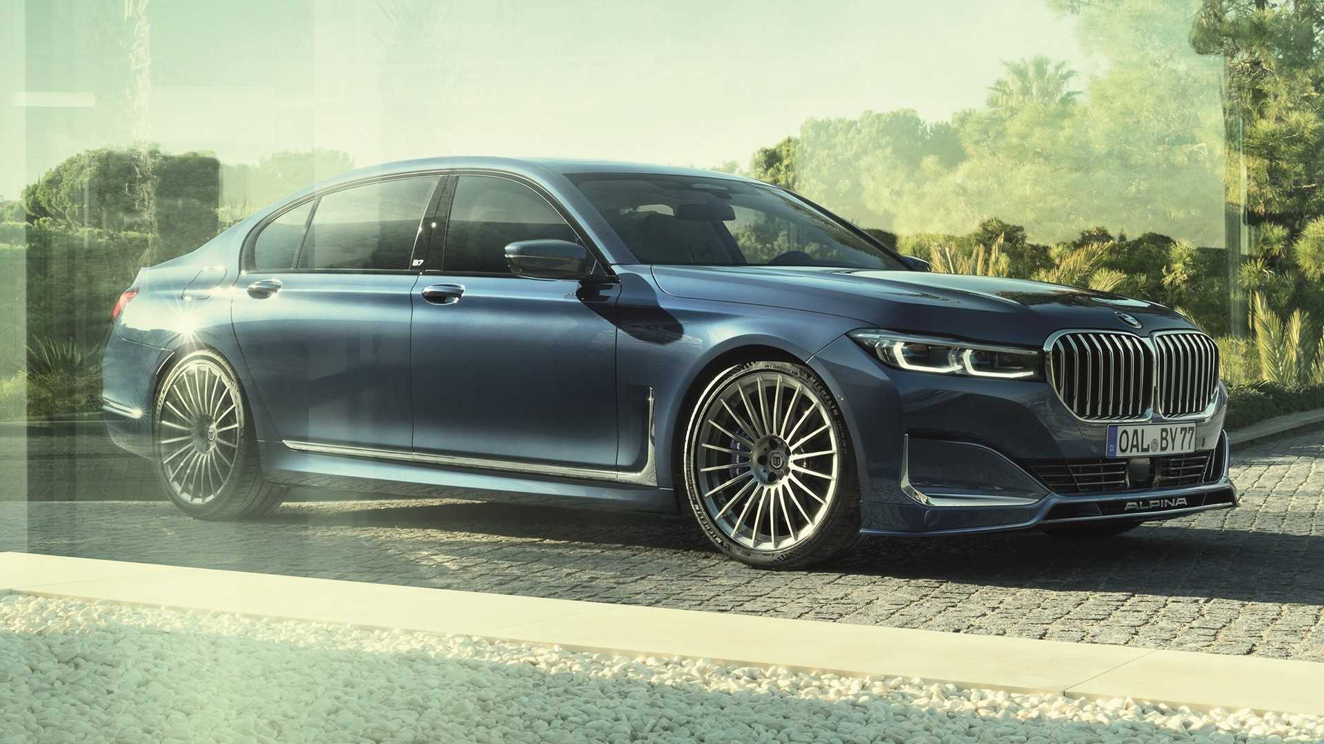Alpina, a dedicated BMW tuner, has come out with a facelifted version of its custom B7 sedan built with the BMW 7 Series at its core