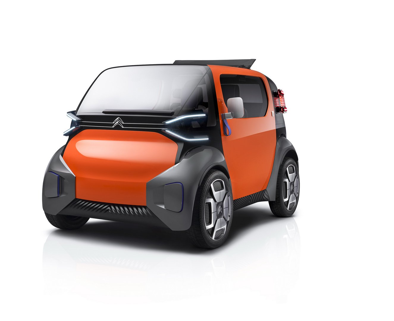 Car manufacturer Citroen has revealed further details about its upcoming supermini EV
