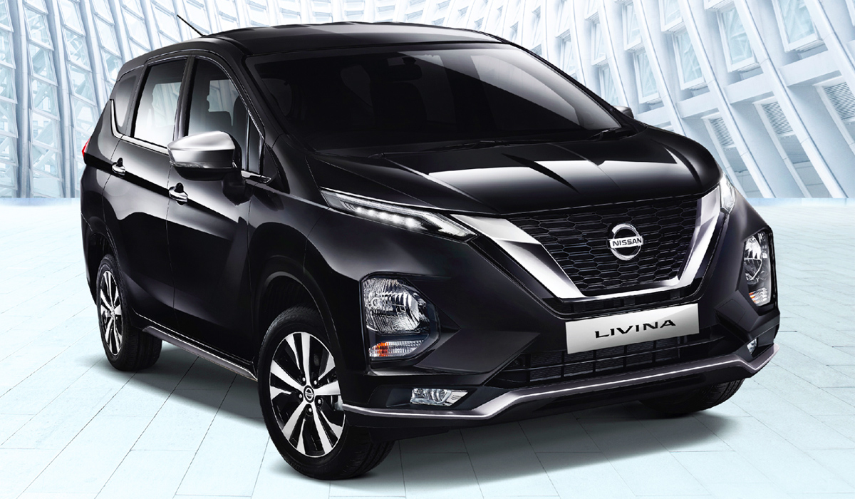 Nissan officially introduced the third generation of its Livina compact van at a dedicated event in Indonesia yesterday