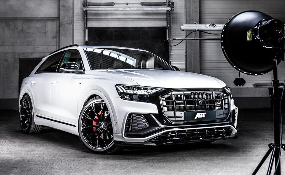 The company has launched a new body kit for the German luxury SUV