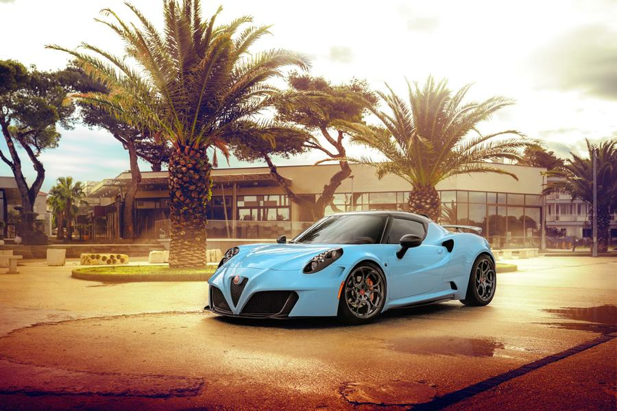 Tuner Pogea Racing has unveiled the Alfa Romeo 4C Zeus, an extensive mod of the original 4C sports car