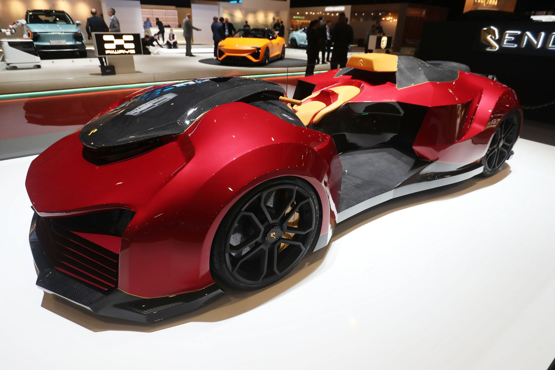 "Engler Automotive, a budding vehicle manufacturer based in Slovakia, has come to the 2019 Geneva Motor Show with what it proudly claims is a ""hypercar killer"""
