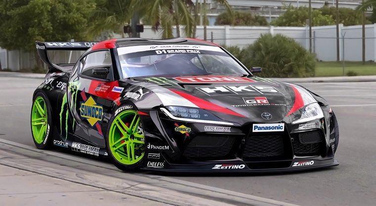 «Супру» официально представил Тайто Сайто – профессиональный гонщик из команды Monster Energy