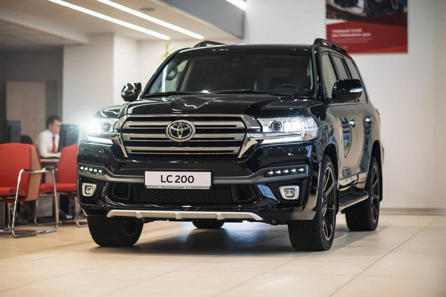 The Toyota Land Cruiser 200 flagship SUV debuted in 2008 and has since gone through three mid-generational refreshes