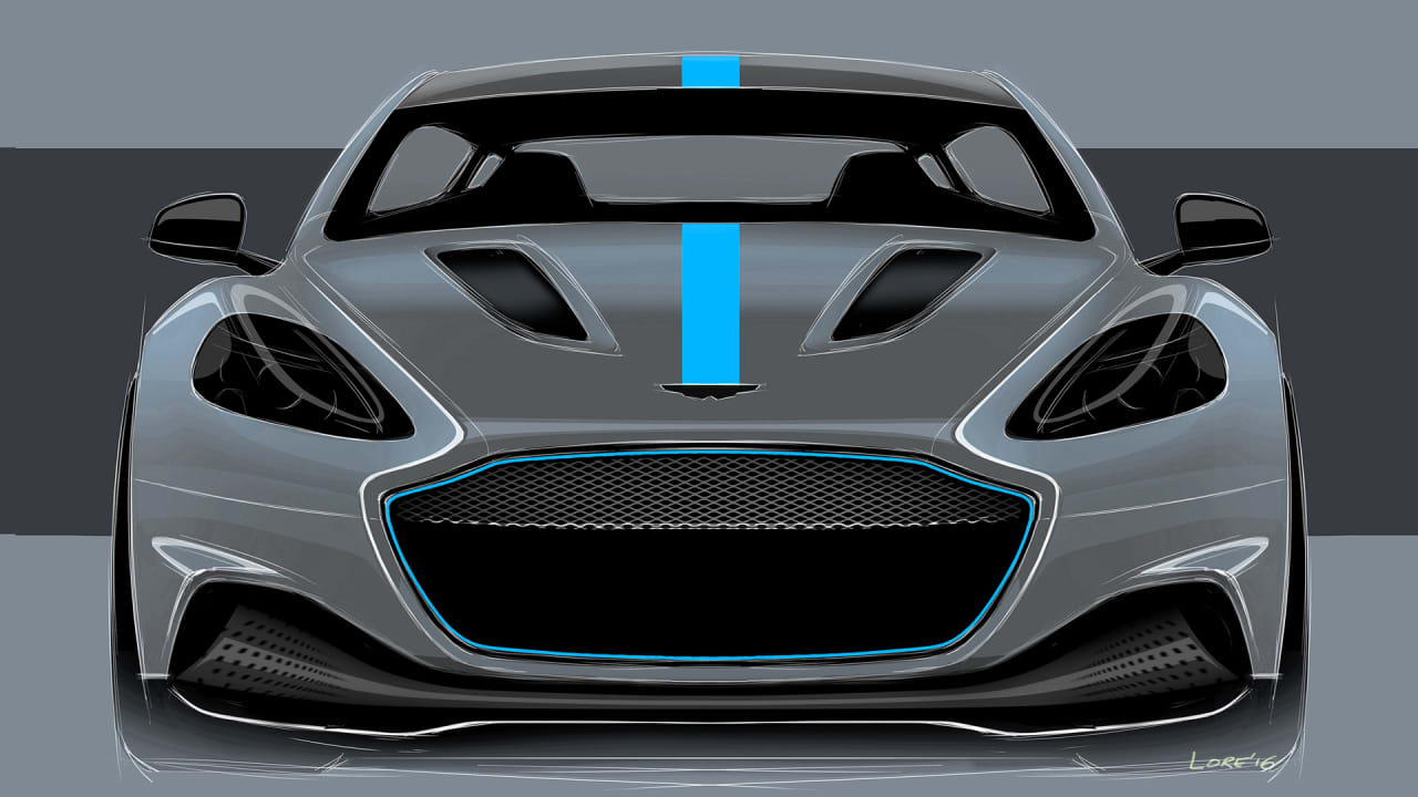 По данным The Sun, в съемках примет участие электрический Aston Martin, причем это будет не «одноразовая» модель, а товарный Rapide