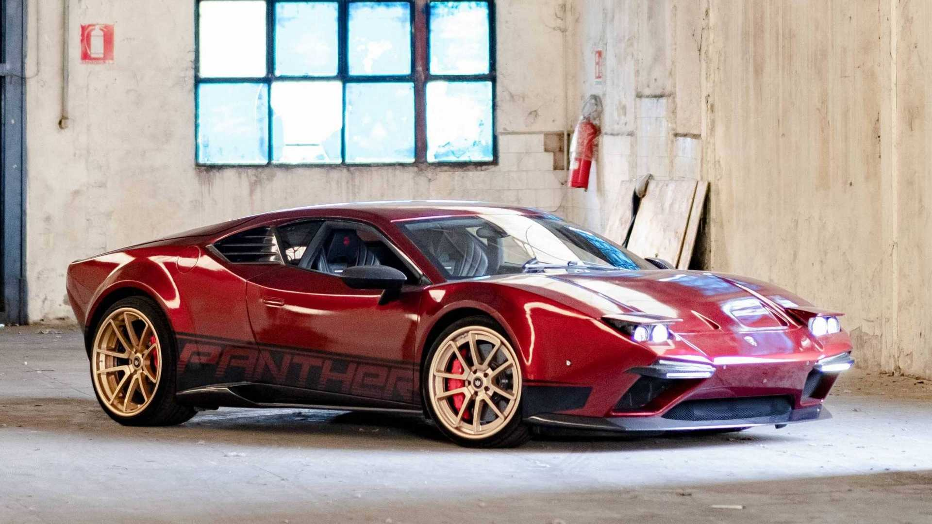 Coachbuilder Ares Design has revealed interior and exterior photos of is upcoming Project 1 supercar