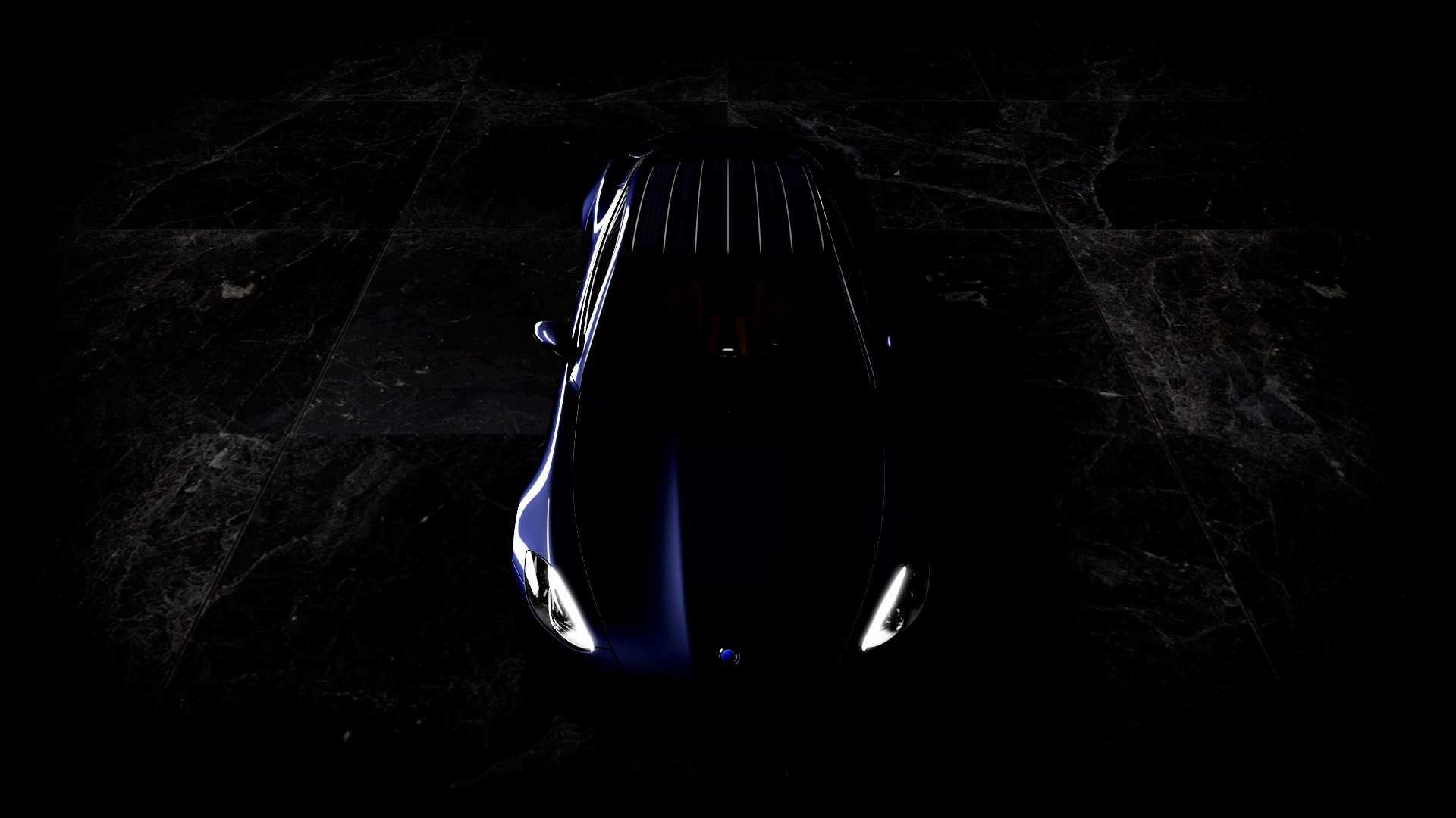 Компания Karma Automotive распространила первое изображение гибрида Revero нового поколения