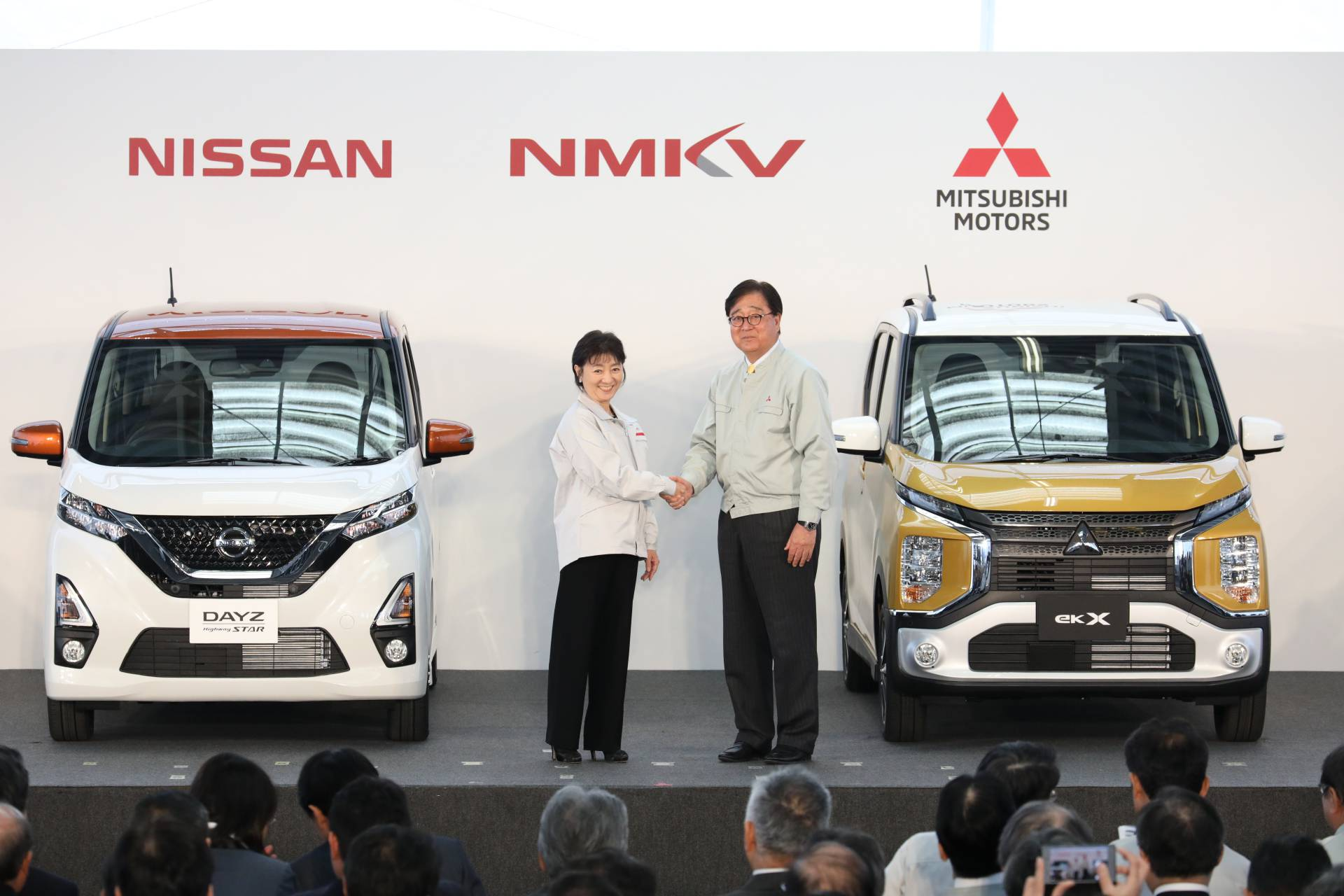 The Nissan-Mitsubishi joint enterprise has launched a generational update of its Mitsubishi eK and Nissan Dayz models