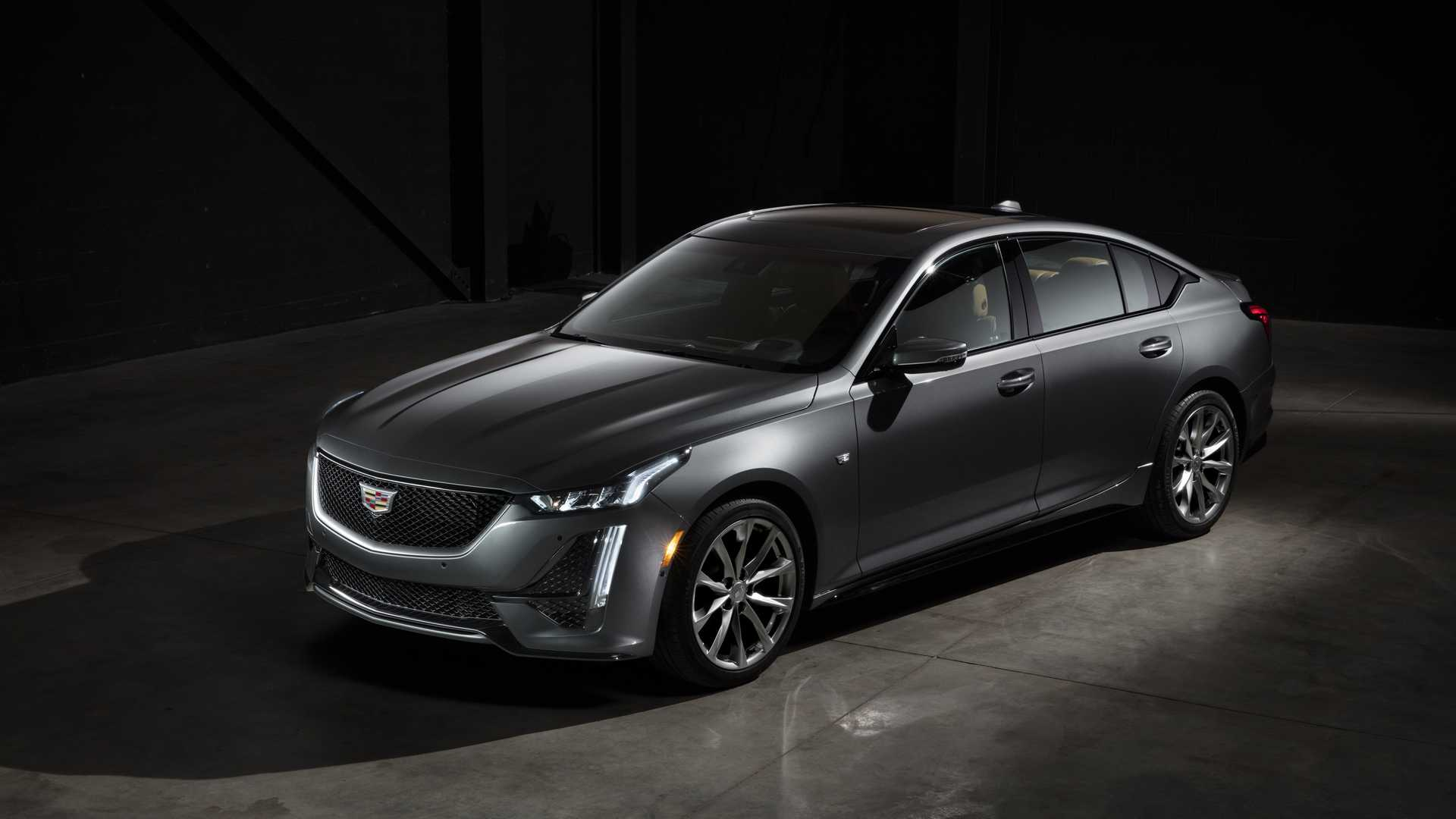 Car manufacturer Cadillac has unveiled its new CT5 sedan/saloon scheduled for international premiere on April 16, 2019