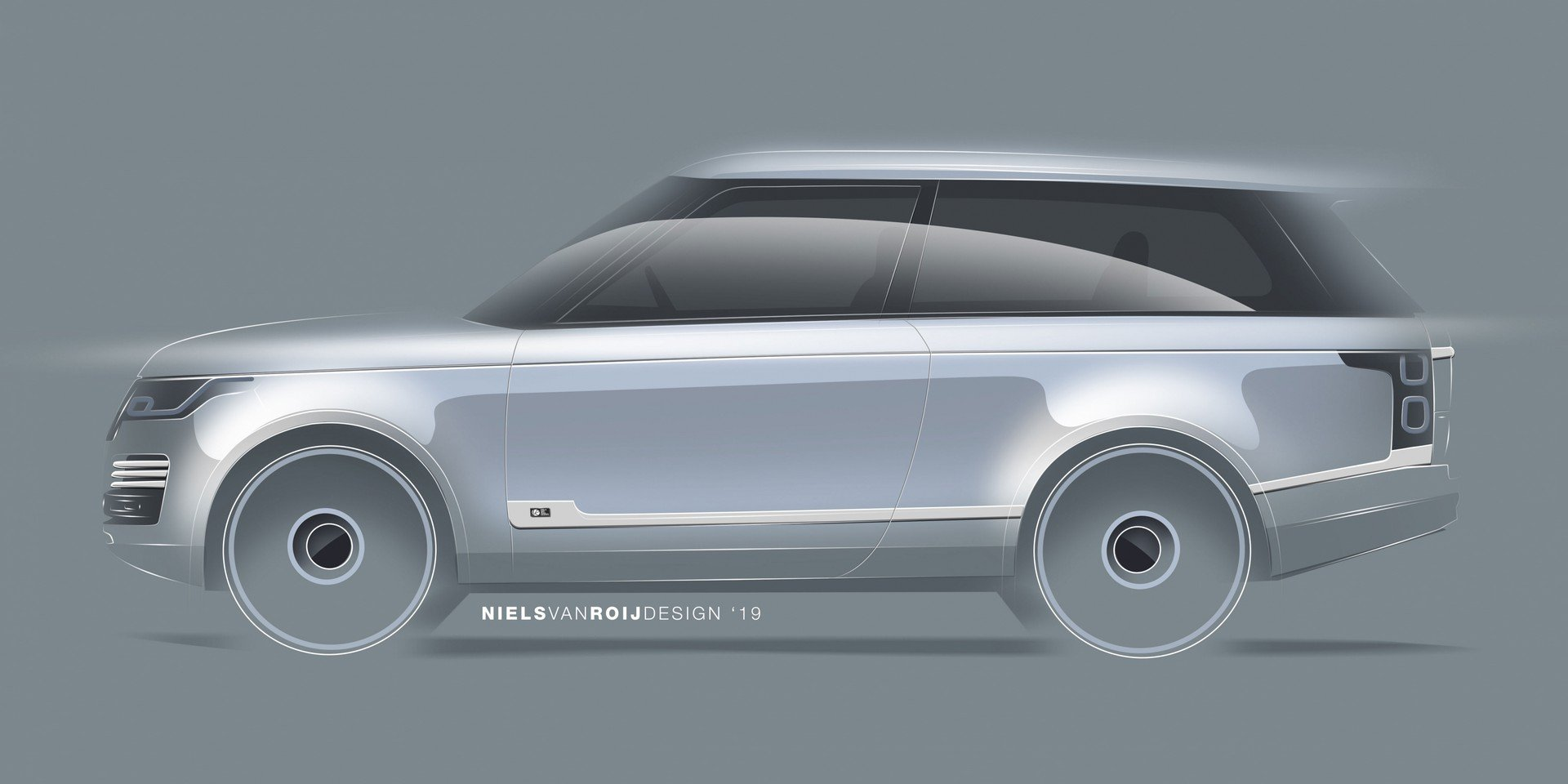 London-based firm Niels van Roij Design has revealed its plans to release the Adventum Coupe, a limited car series based on the two-door Range Rover