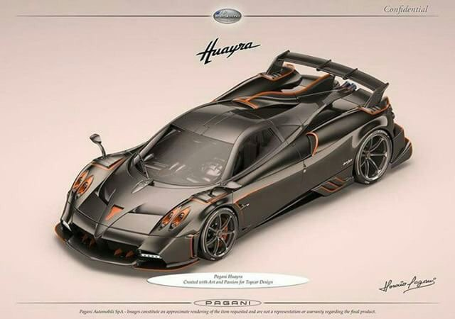 "The Pagani Huayra hypercar range will soon expand to incorporate a new extreme edition called ""Dragon"" – and the production is already underway, the manufacturer states"
