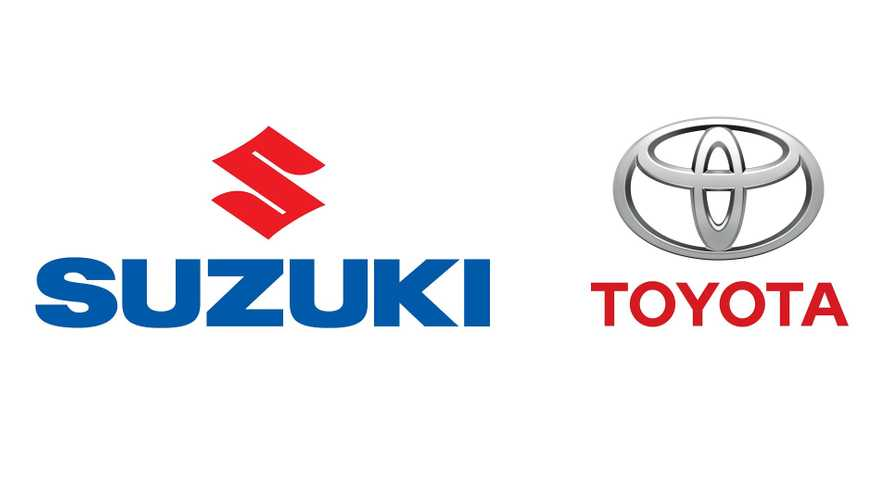 Japanese car manufacturers Toyota and Suzuki signed a cooperation agreement in 2017, but neither has revealed any further specifics until today