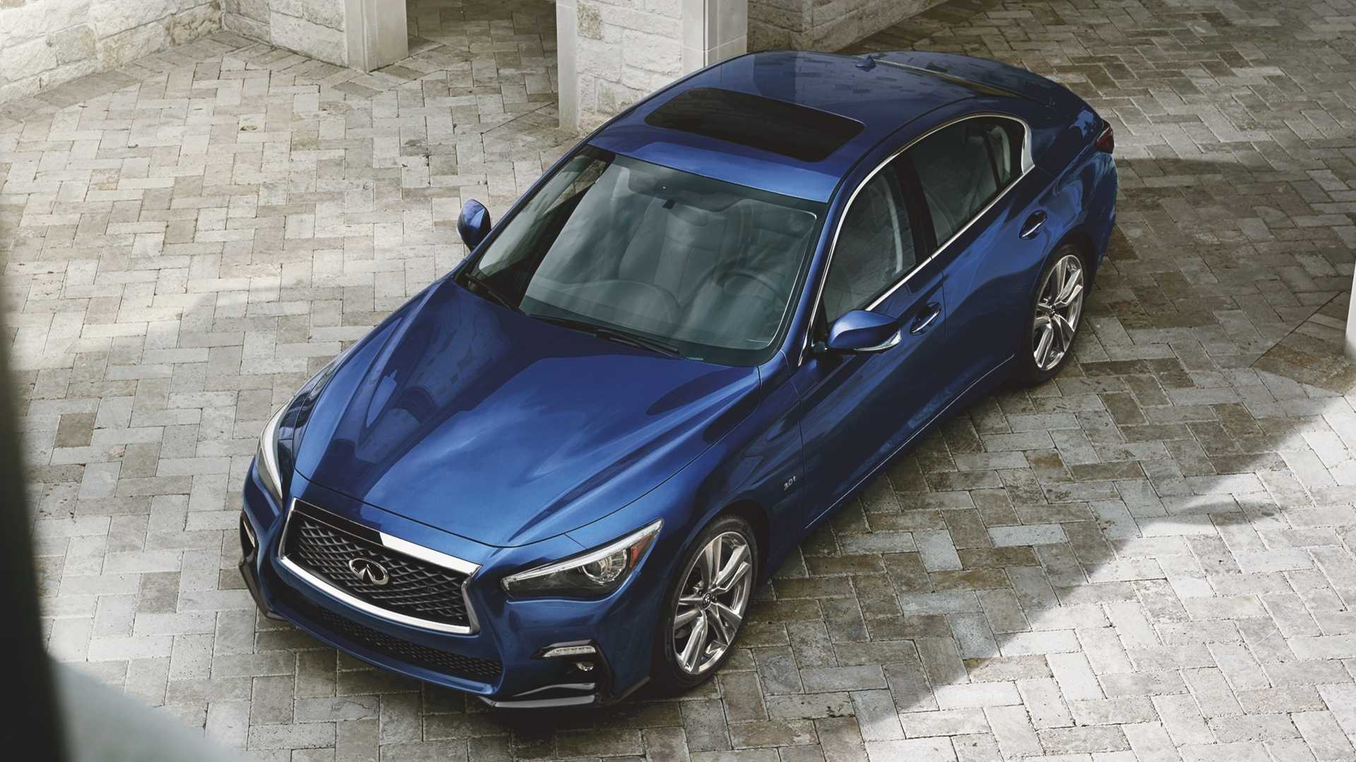Infiniti is getting ready to introduce a new version of its Q50 luxury sedan/saloon, called the Signature Edition, at the 2019 New York International Auto Show starting in a couple days