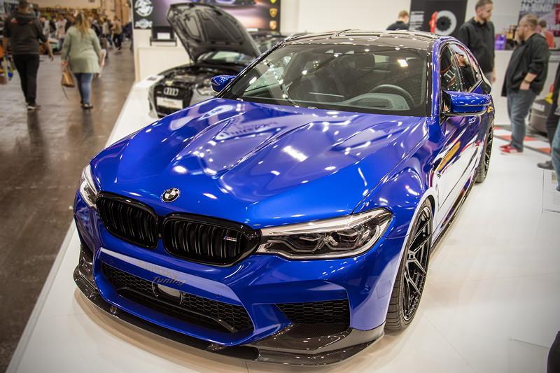 Немецкая мастерская Aulitzky Tuning вот уже больше года работает над усовершенствованием BMW M5 (F90)