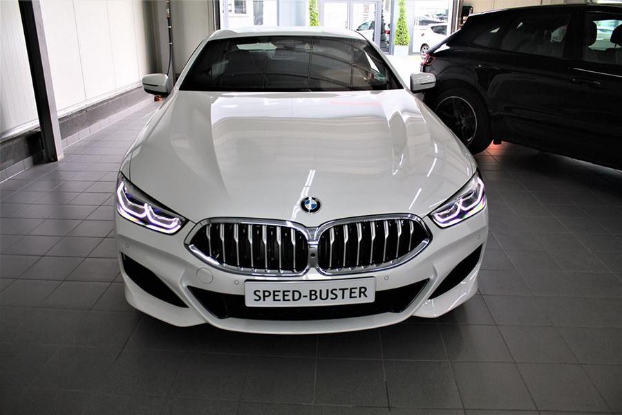 Буквально на днях мы рассказывали вам о том, что мастерская Speed-Buster прокачала купе BMW M850i при помощи обычного чип-тюнинга
