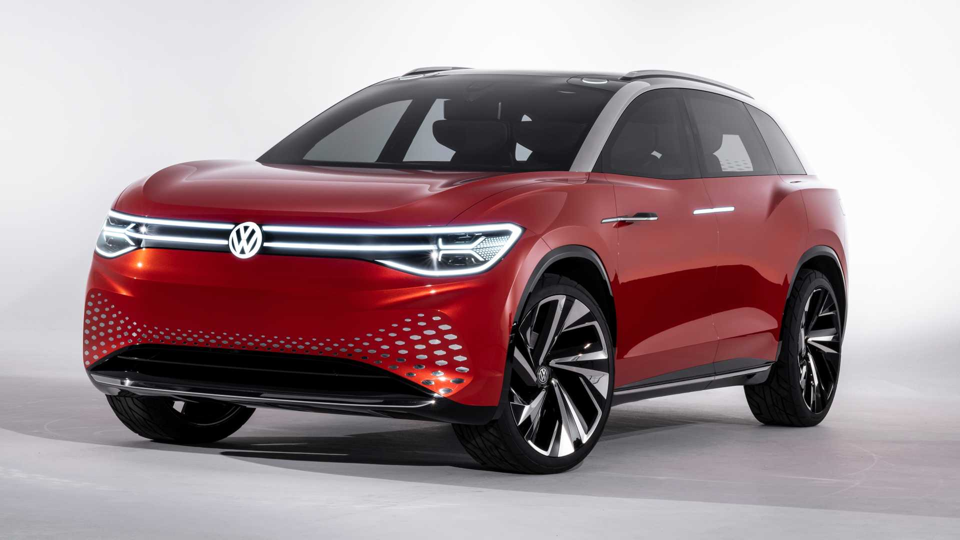 Volkswagen AG has attended the Brand SUV Night with its latest concept SUV called the ID. Roomzz