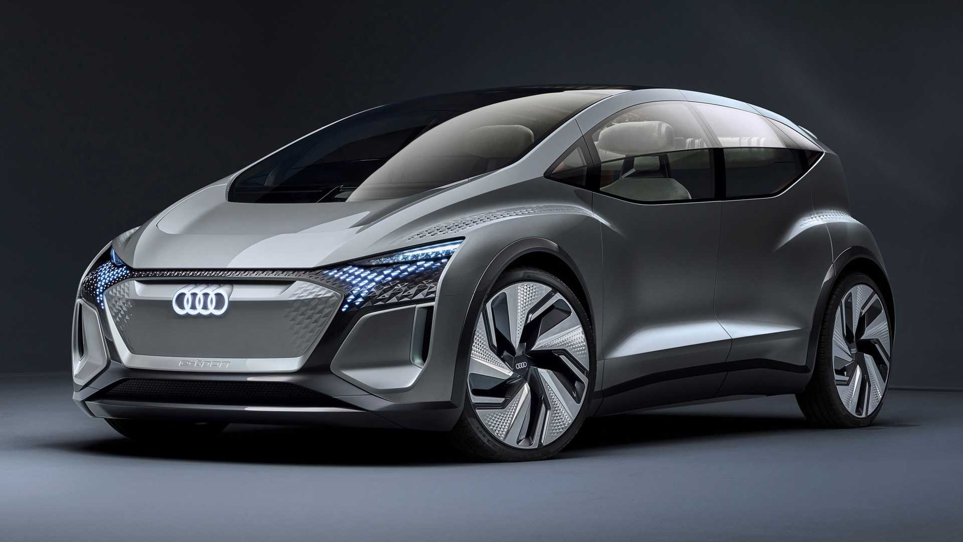 Audi has revealed all there was to reveal about its upcoming compact urban EV called the AI: me
