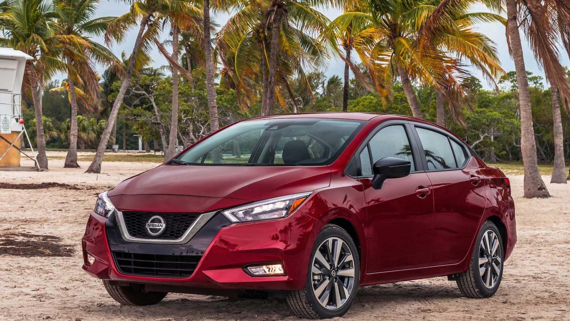 Car manufacturer Nissan has taken the wraps off its next-gen Versa sedan/saloon meant for the U.S. market