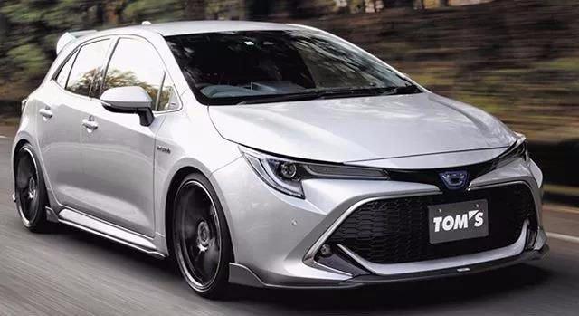 Гибридный седан Toyota Corolla олицетворяет в Германии выбор сознательного гражданина, который заботится об окружающей среде