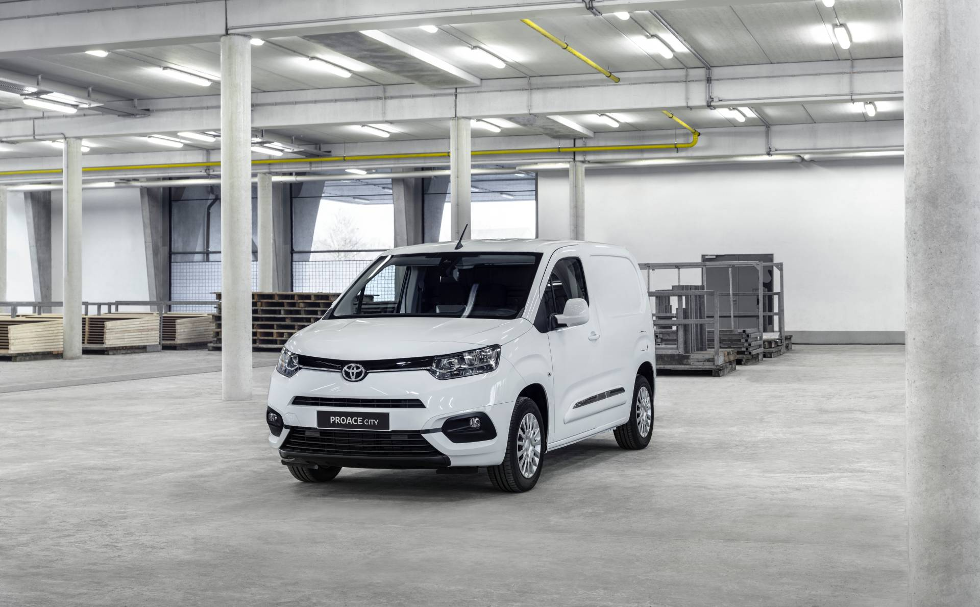 Toyota will soon be bringing its new Proace City compact van to the market in Europe