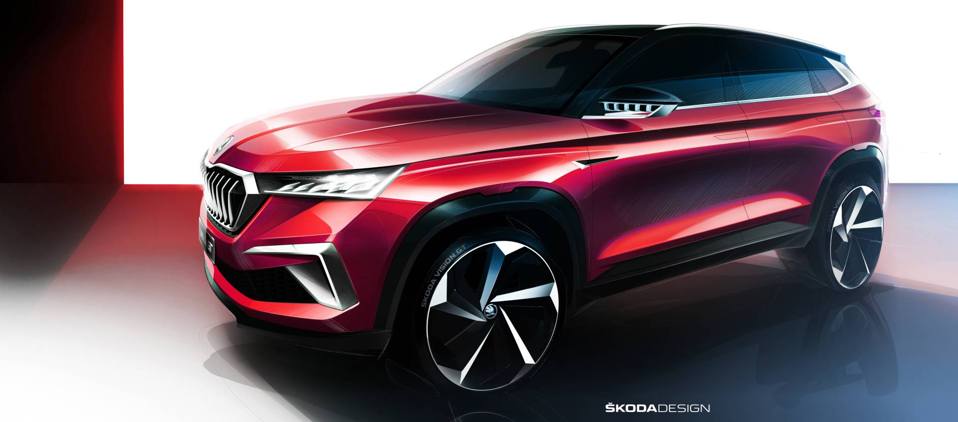 It might sound funny, but someone over at Skoda must have decided that with the Kodiaq GT, the standard non-GT Kodiaq, the Karoq and the Kamiq, the Czech carmaker's SUVs somehow still remain underrepresented on the Chinese market
