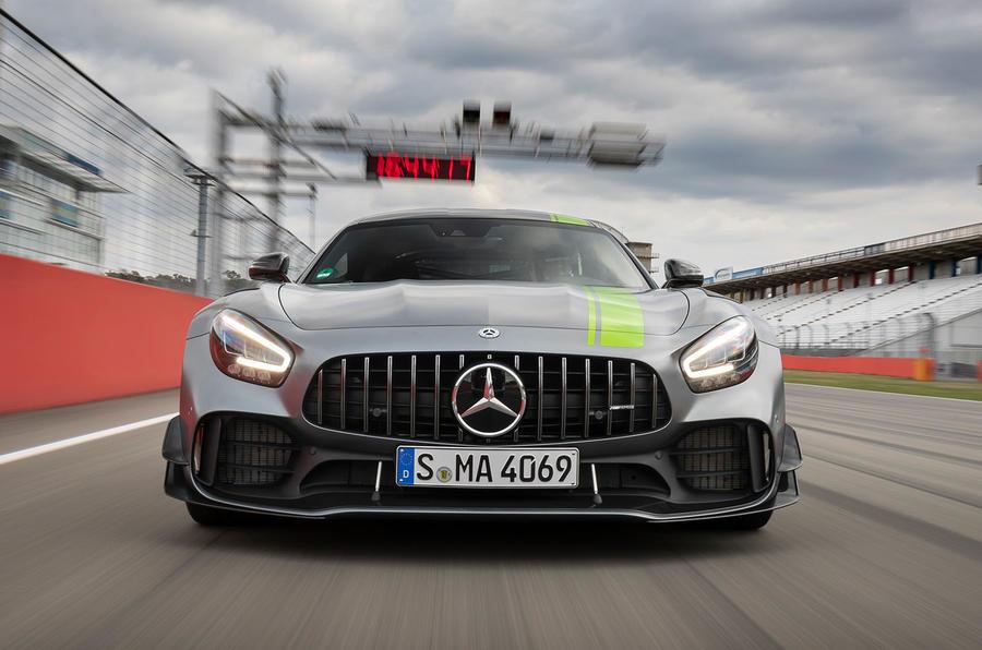 Подразделение Mercedes-AMG в середине 2020 года представит самый динамичный гражданский автомобиль в своей истории