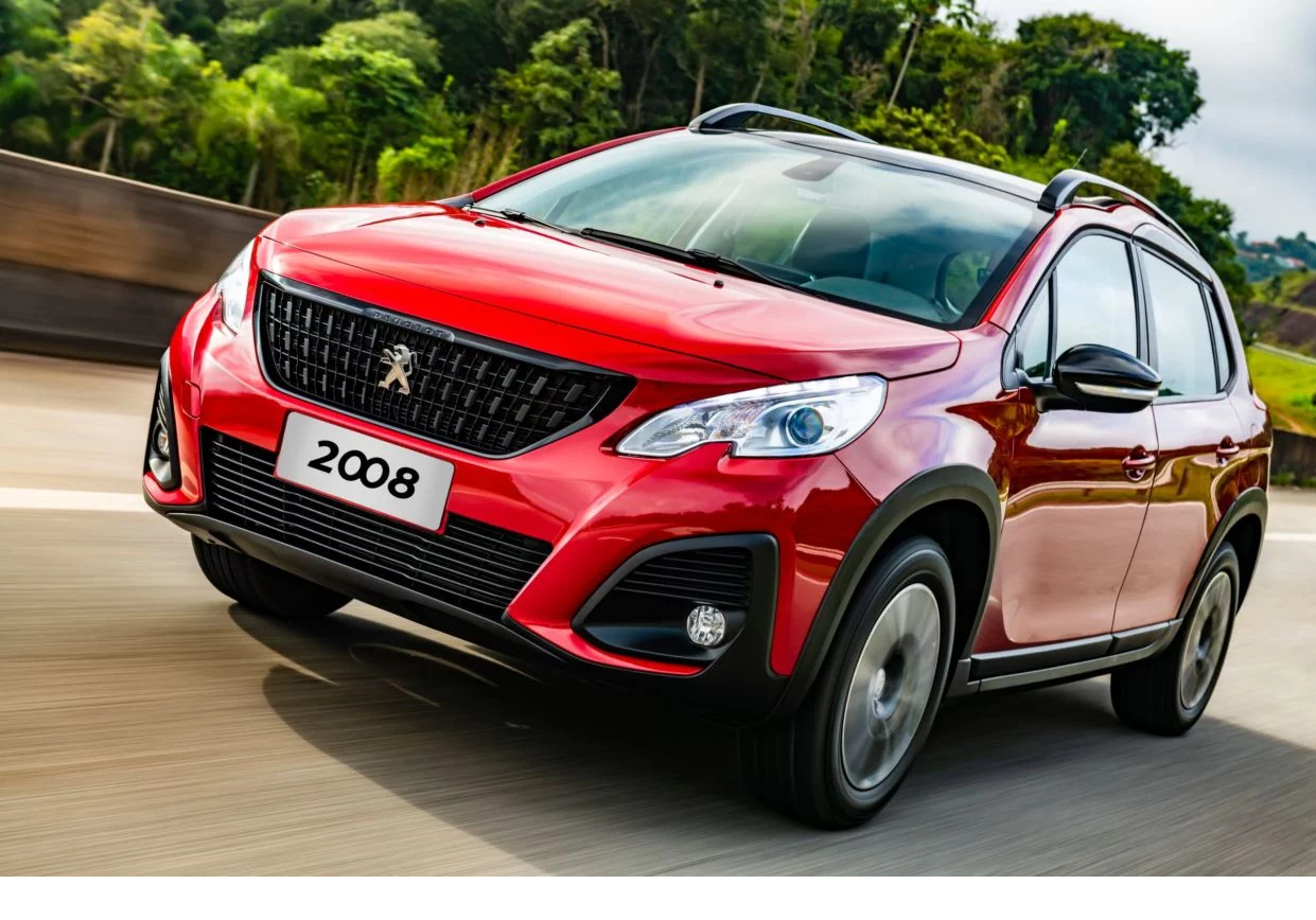 While the European Peugeot 2008 received a mid-generational refresh three years ago, the update for the Latin American version of the SUV has only followed recently