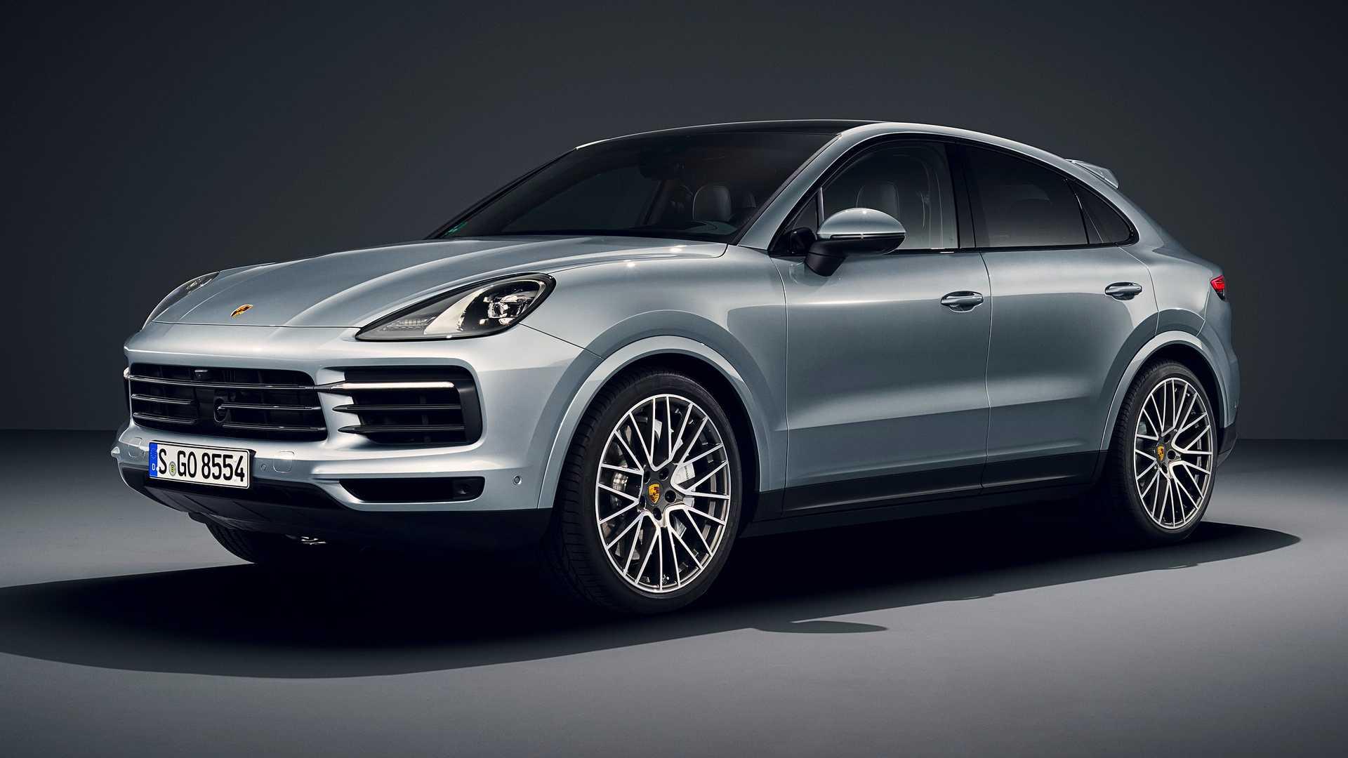В линейке Porsche прибавление: компания представила промежуточную между Cayenne и Cayenne Turbo модель, получившую название Cayenne S Coupe
