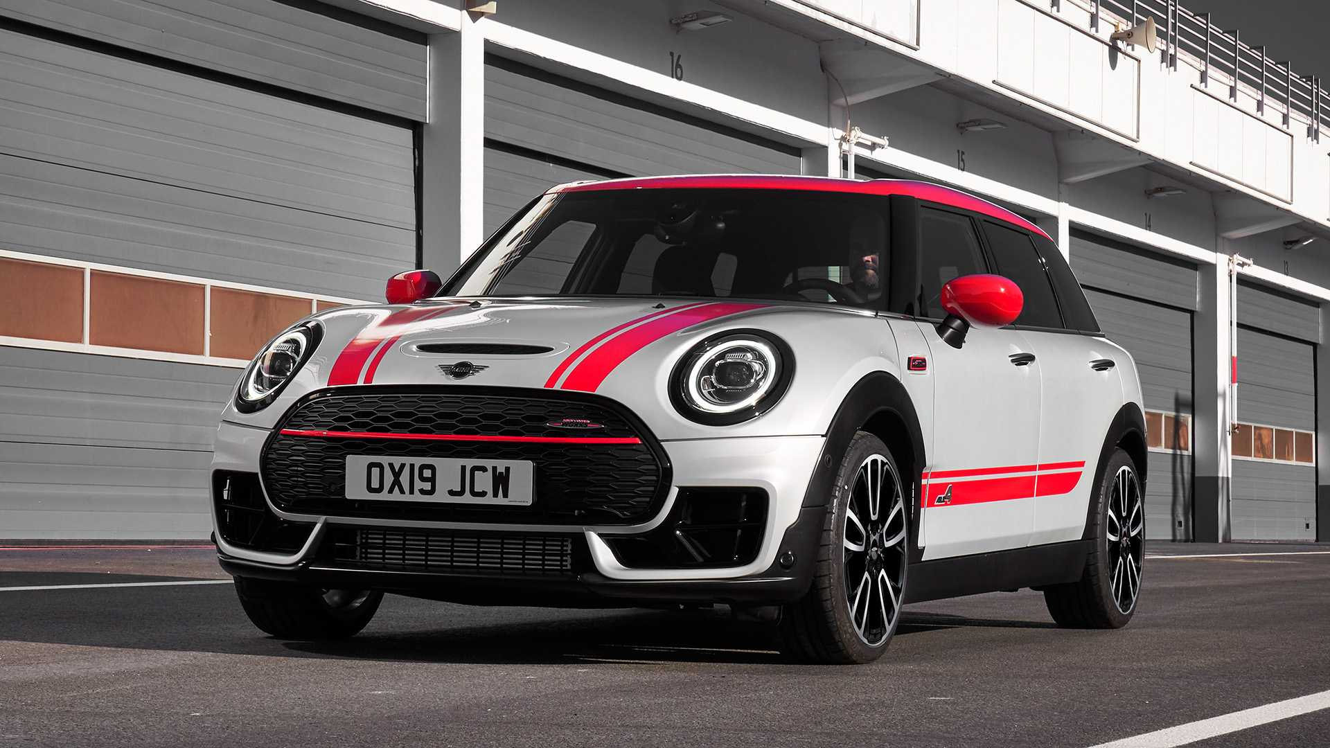 MINI has unveiled two new cars it has been working on for some time, the John Cooper Works-branded models Countryman and Clubman