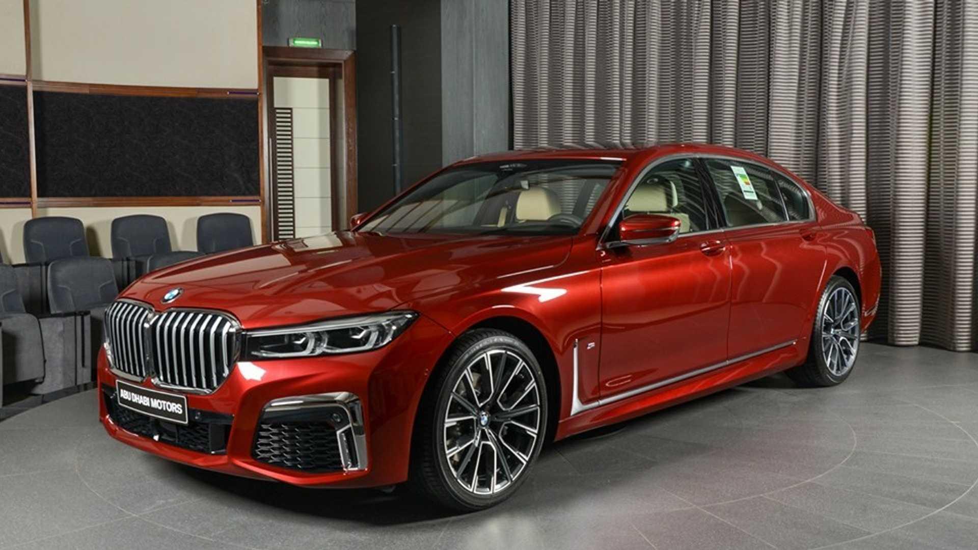 Программа персонализации BMW Individual – настоящий подарок для клиентов компании