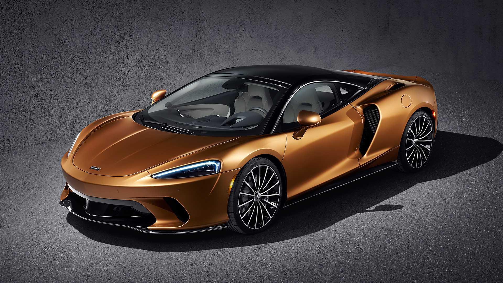 Компания McLaren раскрыла всю информацию о своей новой модели класса Grand Tourer, предназначенной для комфортных путешествий на дальние расстояния