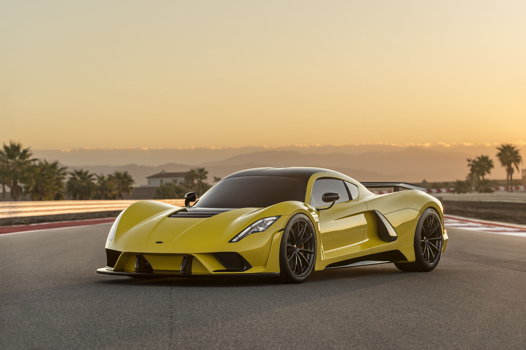 The Hennessey Venom F5 Concept debuted in late 2017, but the manufacturer still hasn't shown us the final production version of the hypercar